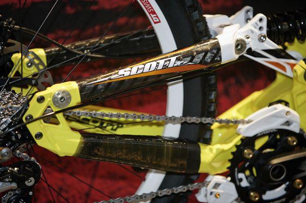 Scott 2010 na Eurobike 2009