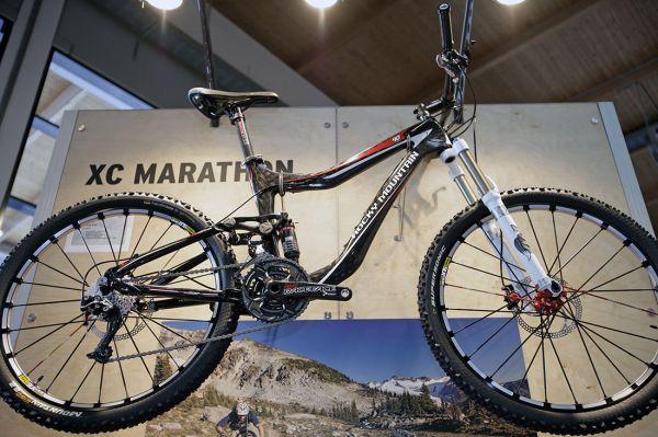 Rocky Mountain 2010 na Eurobike 2009