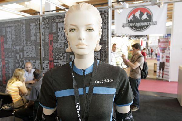Race Face 2010 na Eurobike 2009