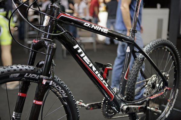 Merida 2010 na Eurobike 2009