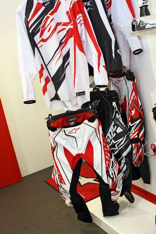 Alpinestars 2010 na Eurobiku 2009