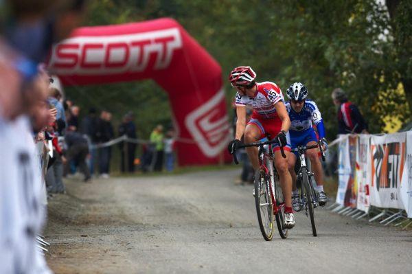 Cyklokros Toi Toi Cup - 10.10. 2009 Kolín -Kulhavý a Kyzivát