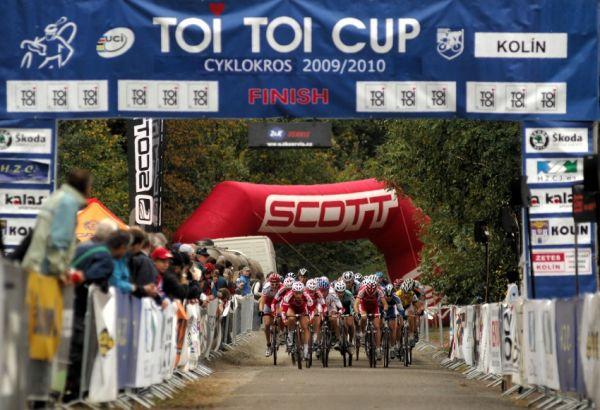 Toi Toi Cup #4 2009 - Kolín: start elity