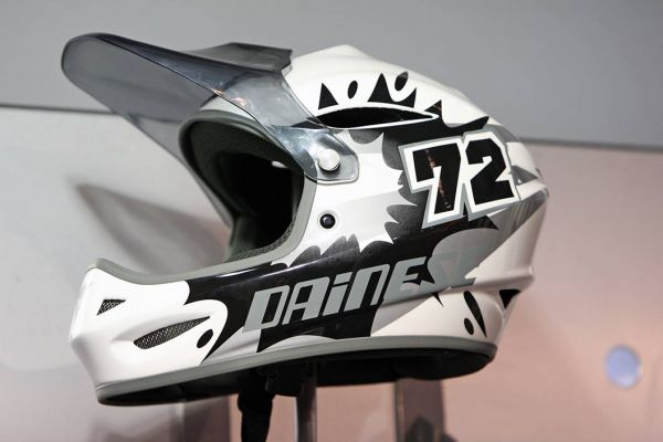 Dainese 2010 na Eurobiku 2009