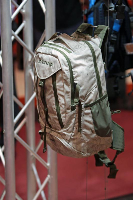 Dakine 2010 na Eurobike 2009