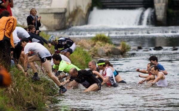 Free Litovel Bobr Cup 2009 - maso ve vodě...