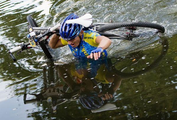 Free Litovel Bobr Cup 2009 - vody akorát, Hanes nemusí plavat jako loni...