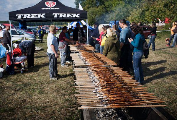Free Litovel Bobr Cup 2009 - makrely na grilu...