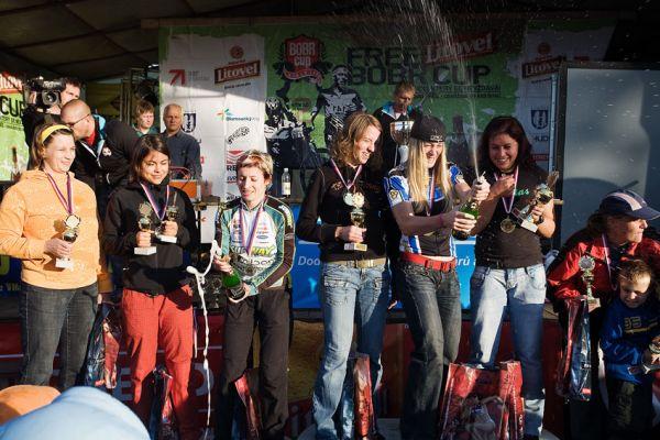 Free Litovel Bobr Cup 2009 - nejlepší ženské štafety