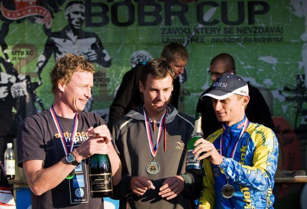 Free Litovel Bobr Cup 2009 - šampaňským se v Litovli nešetřilo...
