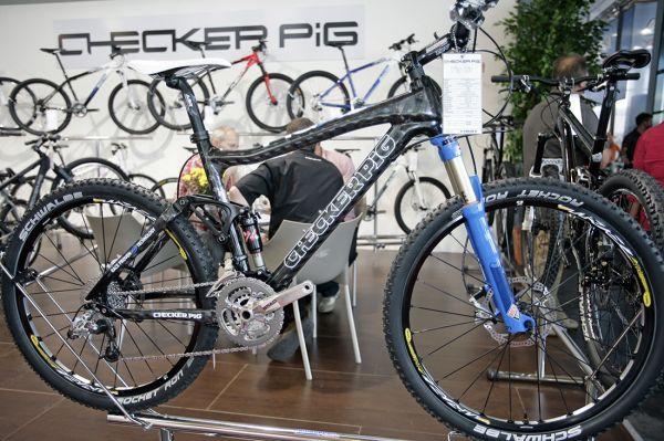 Checker Pig 2010 na Eurobike 2009
