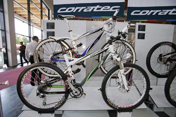 Corratec 2010 na Eurobike 2009
