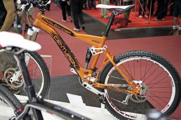 Centurion 2010 na Eurobike 2009