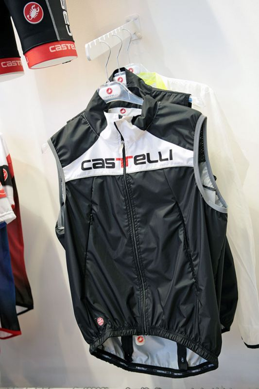 Castelli 2010 na Eurobike 2009