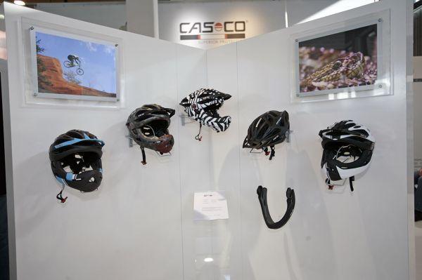 Casco 2010 na Eurobike 2009