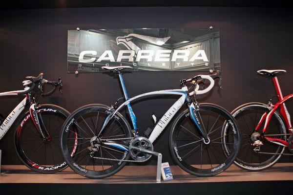 Carrera 2010 na Eurobike 2009
