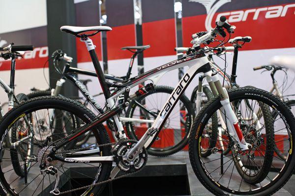 Carraro 2010 na Eurobike 2009