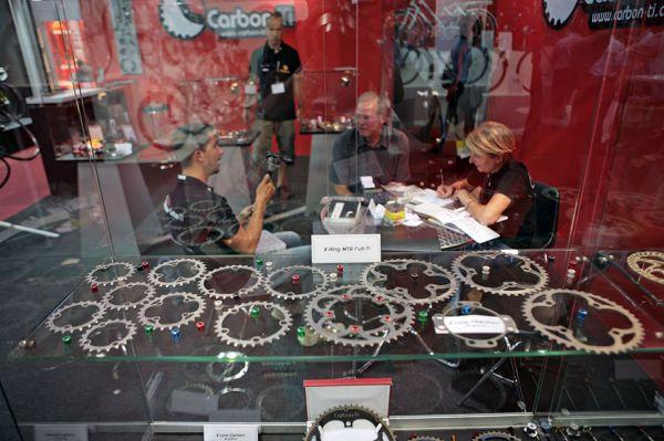 Carbon-Ti 2010 na Eurobike 2009