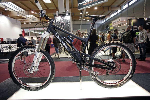 Canyon 2010 na Eurobike 2009