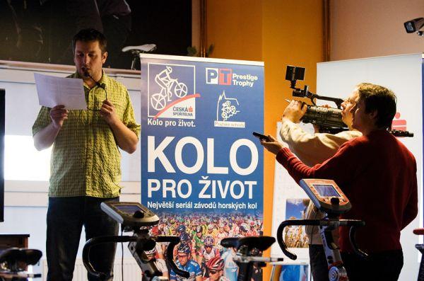 KPŽ Finálová jízda 2009 - Yetiho získává..... Lucie Růžičková!
