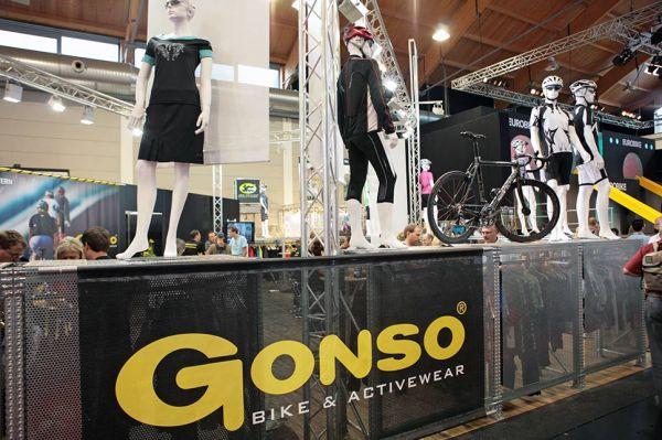 Gonso 2010 na Eurobike 2009