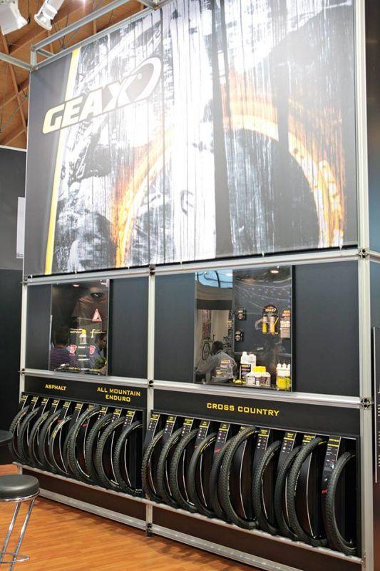 Geax 2010 na Eurobike 2009