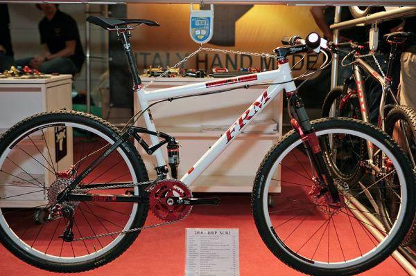 FRM 2010 na Eurobike 2009