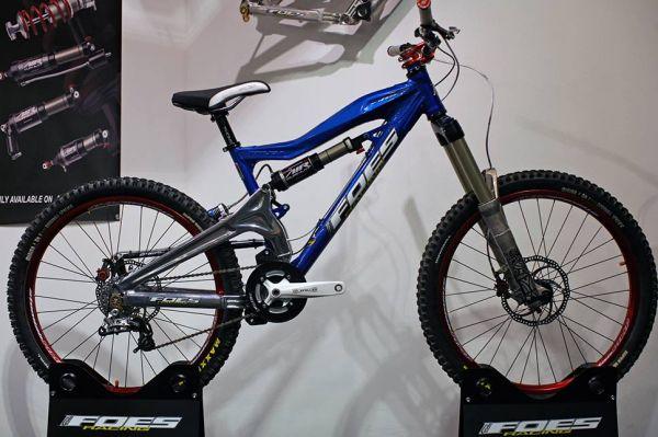 Foes 2010 na Eurobike 2009