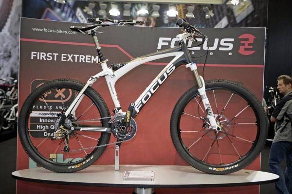 Focus 2010 na Eurobike 2009