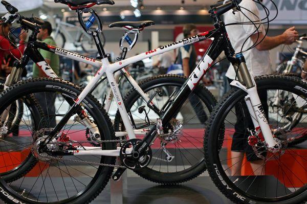KTM 2010 na Eurobike 2009