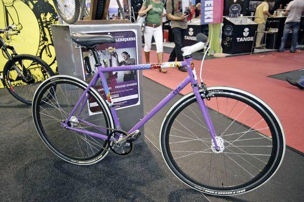 Evil Bikes 2010 na Eurobike 2009