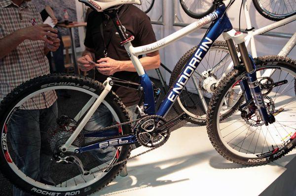 Endorfin 2010 na Eurobike 2009