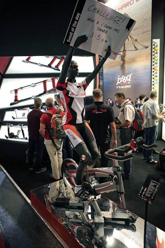 Elite 2010 na Eurobike 2009