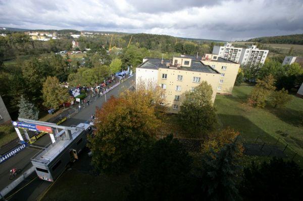 Sv�tov� poh�r v cyklokrosu #2, Plze� 18.10.2009 - Doubravka