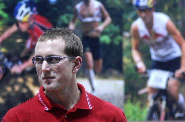 Bike Brno '09 - Faces: triatlonista Jan Kubíček