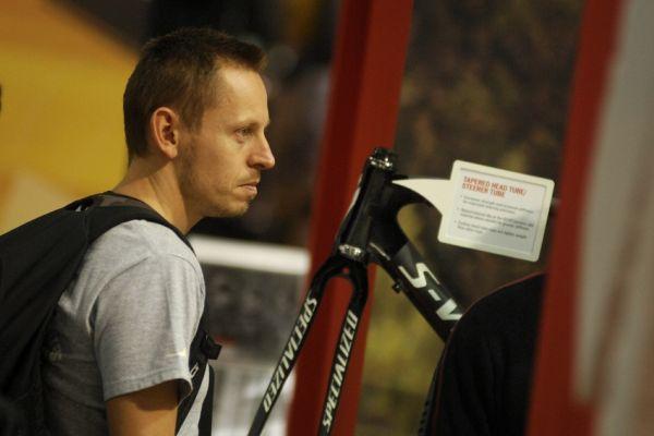 Bike Brno '09 - Faces: Krab