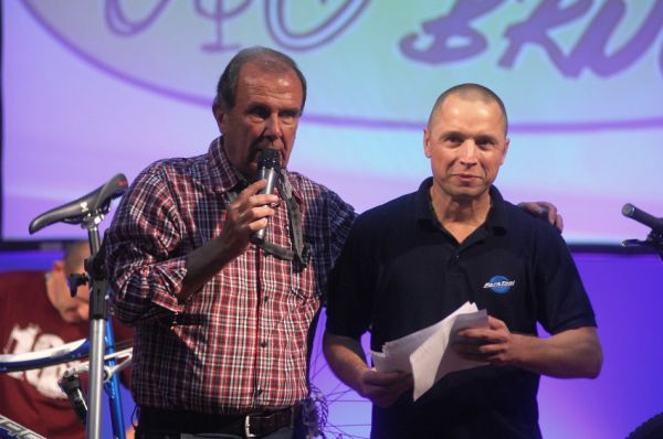 Bike Brno '09 - Faces: Robert Bakalář a Petr Kuba (Pedálsport)