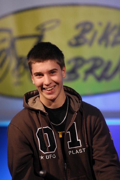 Bike Brno '09 - Faces: fourcrossař Kuba Říha