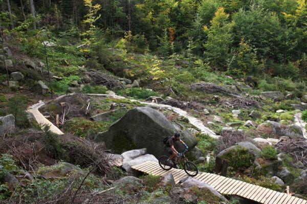 Rychlebsk� stezky, ��jen 2009