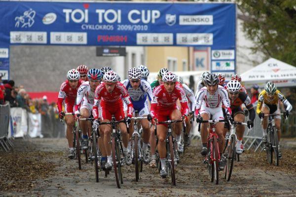 Toi Toi Cup, 28.10.2009, Hlinsko - start elity