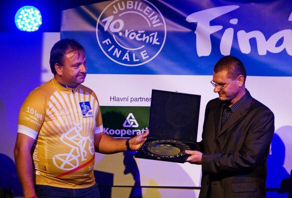 KPŽ Finálový večer 2009 - všech deset ročníků KPŽ je spojeno s Českou Spořitelnou