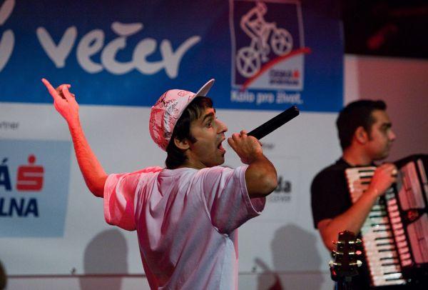 KPŽ Finálový večer 2009 - kapelou večera byli Gipsy.cz