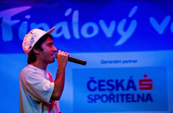 KPŽ Finálový večer 2009 - Radek Banga z Gipsy.cz