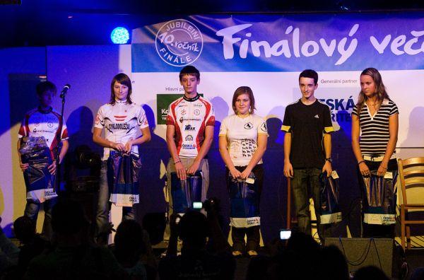KPŽ Finálový večer 2009 - nejlepší žákovské kategorie