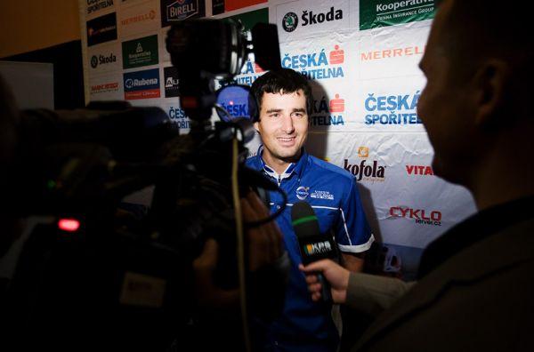 KPŽ Finálový večer 2009 - rozhovory nejlepších pro televizi... (Ondra Fojtík)