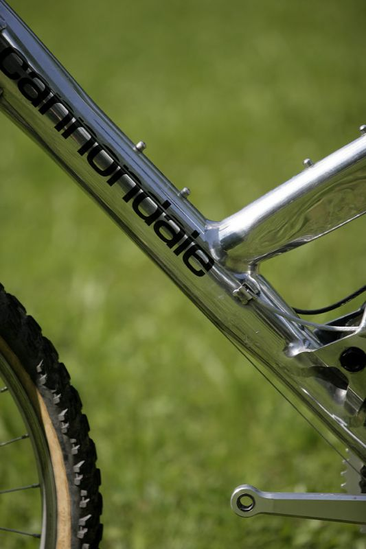 Cannondale Super V 1000 carbon 1995