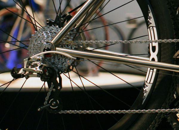 Lynskey 2010 na Eurobike 2009