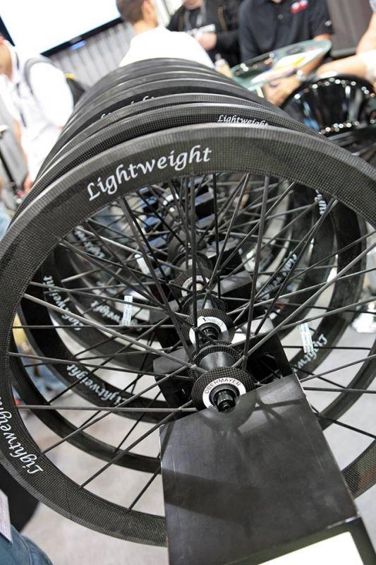 Lightweight 2010 na Eurobike 2009