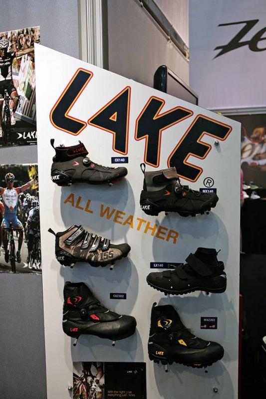 Lake 2010 na Eurobike 2009