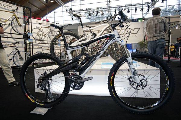 Marin 2010 na Eurobike 2009
